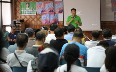 Tañada to DA: Release funds to quake-victims, El Niño-hit carabao-pawning farmers