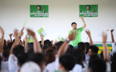 """Tañada to Inday Sara: """"Thanks for the bleeding heart but coco farmers need the levy fund NOW!"""""""
